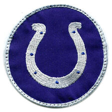 """2003 INDIANAPOLIS COLTS NFL FOOTBALL 3.25"""" CIRCLE TEAM LOGO PATCH"""