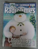 Radio Times Magazine 22 December 2018 - 4 January 2019 Christmas18 New Year 19