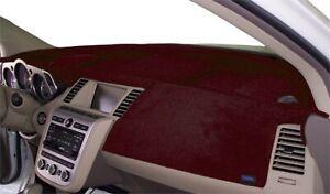 Eagle Medallion 1989 w/ Glove Box Velour Dash Cover Mat Maroon