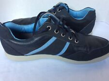 FootJoy Contour Casual Golf Shoes Spikeless  Mens Blue 54389 Size 11.5