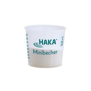 HAKA Dosierbecher 1Stk. Dosierung Waschmittel & Spülmaschinenpulver Dosierhilfe