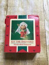 Hallmark Keepsake Ornament 1985 Kit The Shepherd box Christmas collectible