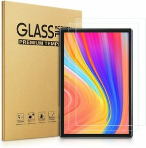 2 x HD Tempered Glass Screen Protector for Huawei MatePad T10 T10s 2020 release