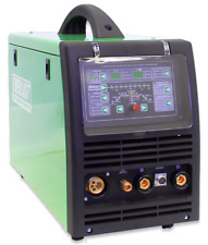 Everlast PowerMTS 251si PULSE MIG DC TIG STICK 250 amp Multi-Process 110/220