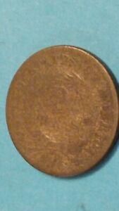 ⭐CIVIL WAR ERA 1865? 2~CENT COIN SHIPS FREE 😃