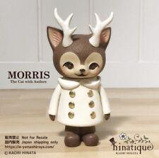 Kaori Hinata Hinatique MORRIS Cat Coat figure Antlers White Color New