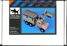 Blackdog Models 1/35 U.S. Mk.23 MTVR Resin Conversion Set