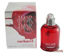 Amor Amor by Cacharel 1.7 oz/50 ml EDT Spray for Women - New in Box