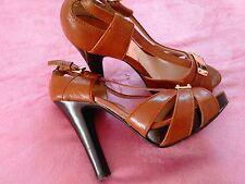 MICHAEL KORS HIGH HEEL OPEN TOE  Shoes - Size: 6.5M; Heels Height: 5 INCH.