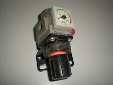 Smc Ar20-N01E-Z Regulator with 0-150psi Gauge and Mounting Bracket- 1/8 Npt