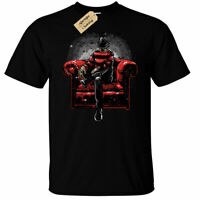 Nightmare Side T-Shirt Mens freddy halloween gothic top
