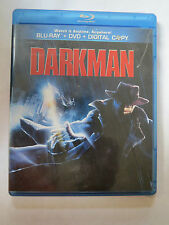 Darkman (Blu-ray/DVD, 2011, 2-Disc Set, With Tech Support for Dummies Trial)