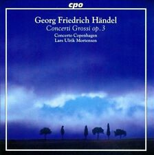 Concerti Grossi Op. 3, New Music
