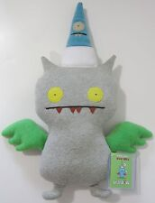 CRAZY RARE!! Grey SLEEPY CHILLY ICE-BAT Uglydoll!! UGLYCON 2 Exclusive! ONLY 200