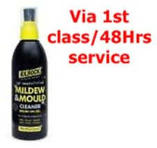 Mildew & Mould Gel Effectively Removes Black & Brown Stains Caused by Mould