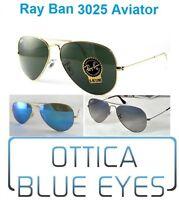 Occhiali da Sole RAYBAN RB 3025 AVIATOR Ray Ban Sunglasses ALL Colors Sonnenbril