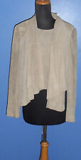 SASS & BIDE Sand Softest Genuine Suede Convertible Waterfall Jacket (36 / US2)