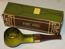 Collectible vintage Avon decanter - Pipe Full with Tai Winds After Shave, 2 oz