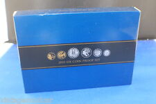 Royal Australian Mint 2010 Six Coin Proof Set