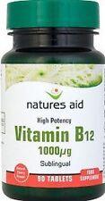 Vitamine e minerali Natures Aid per sportivi