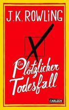 J.K. - Rowling-Belletristik-Bücher als gebundene Ausgabe