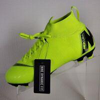 Nike Jr. Mercurial Superfly 6 Elite FG AH7340-701 Men's 5.5 / Women's 7 $175
