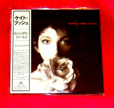 Kaye Bush Sensual World MINI LP CD JAPAN TOCP-67820
