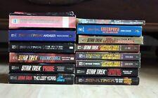 Star Trek Original Series Paperback ~ Lot of 14 ~ Various Titles