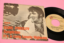 """ELVIS PRESLEY 7"""" SUSPICION ORIG ITALY 1977 EX++ !!!!!!!!!!!!!!!!!!!!!!!!!!!!!!!!"""