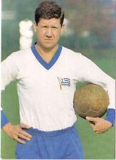 CALCIO Aral Bergmann immagine WM Inghilterra 1966 † Horst Szymaniak † schimmi Tasmania