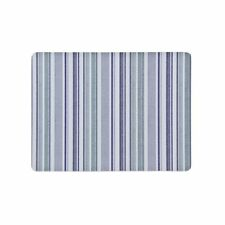 Denby Blue Stripe Placemats Set of 6