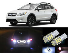 Premium LED Reverse Backup Light Bulbs 2013 - 2015 Subaru XV Crosstrek T15 42SMD