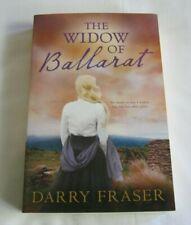 The Widow of Ballarat novel book Darry Fraser