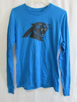 Carolina Panthers Women's Graphic Long Sleeve Shirt NFL Size S,L,XL  A14