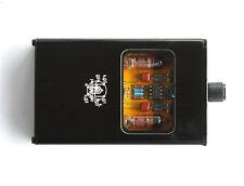 Little bear B4 BLK Portable Vacuum valve tube headset headphone amplifier UK