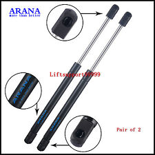 2Pcs Front Hood Gas Lift Supports Spring Props For 2005~2010 Jeep Grand Cherokee
