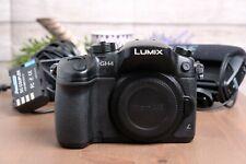 Panasonic LUMIX GH4 16MP Professional 4K Mirrorless Camera w/V-Log & AC Power