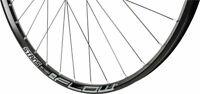 """Stan's No Tubes Flow S1 Front Wheel - 27.5"""" 15 x 100mm 6-Bolt Black"""