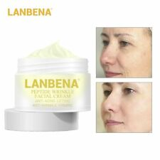 2019 LANBENA Peptide Wrinkle Facial Cream AntiAging Firming Acne Hyaluronic Acid
