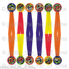 BLAZE & THE MONSTER MACHINES Boys Birthday Party Bag Fillers Award Prize Medals