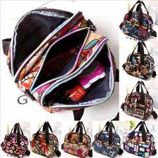 Women's Satchel Shoulder Bags Tote Messenger Cross Body Waterproof Nylon Handbag
