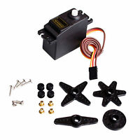4X S3003 Standard High Torque Servo for Racing Car Plane Helicopter RC Boat US