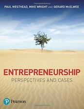 Entrepreneurship Perspectives and Cases
