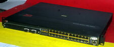 Brocade Ni-Cer-2024C-Rt-Ac with Ni-Cer-2024-Rt-2X10G 10Gb Xfp Module Dual Power
