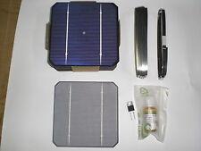 CELULA SOLAR x 40. Placa en kit  (P=68w). Photovoltaic panel kit. Solar cells