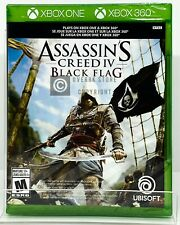 Assassin's Creed IV 4 Black Flag - Xbox 360 / Xbox One - New | Factory Sealed