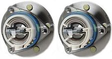 Hub Bearing for 2014 Chevrolet Impala ALL TYPES-Front Pair