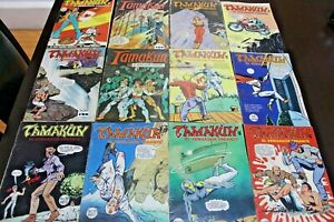 TAMAKUN Lot of 24 MEXICO COMIC BOOKS 1970s Kaliman ACTION ADVENTURE