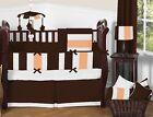 Baby-Cradle-Patchwork-Bedding-Set-Fitted-Comforter-Bumper