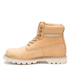 Mens Caterpillar Colorado Honey Leather Boots (TGF42) BIG SIZES! - RRP £119.99